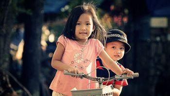 gyermek kerékpár lányoknak