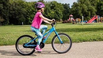 20-as lány kerékpárok