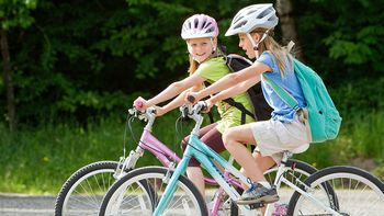 24-es lány kerékpár