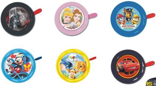 Gyermek csengő Disney mintás
