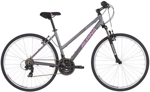 Alpina cross női kerékpár