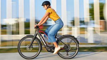 E-női trekking kerékpárok 2021
