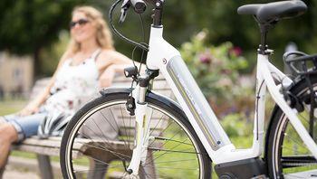 Női alacsony vázas elektromos kerékpárok