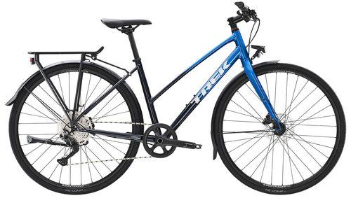 Trek FX 3 női kerékpár, felszerelt 2022