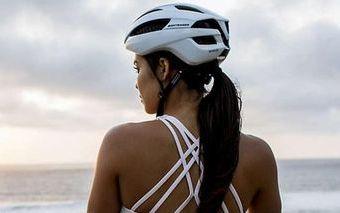 Kerékpáros sisak