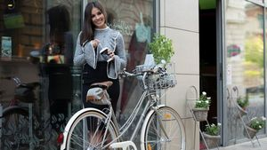 Női városi és trekking kerékpárok