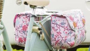 Női kerékpár táskák