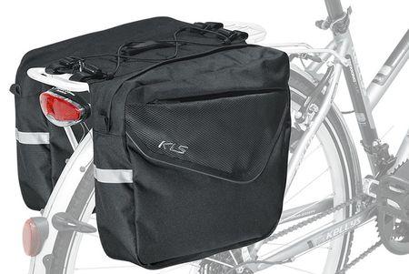 Kerékpáros túratáska csomagtartóra